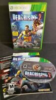 Dead Rising 2 Microsoft Xbox 360 Video Game Complete