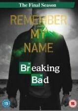 Breaking Bad Season 5 Five Part 2 The Final Season Two Region 4 DVD