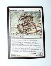 CARTE MTG MAGIC - VERSION FRANCAISE SLIVOIDE CROTALE