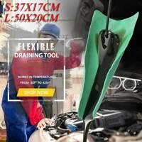 General Funnel Flexible Oil Draining Funnel Tool Car Refueling Longer Funnel UK*