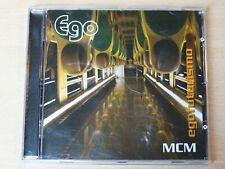 Ego/MCM Egofuturismo/2008 CD Album/Prog Rock