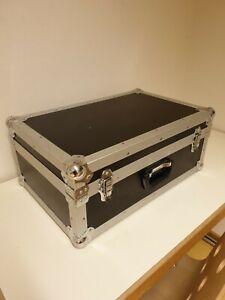 Transportkoffer Lagerkoffer Aluminium Rack Case // Box Kiste Koffer
