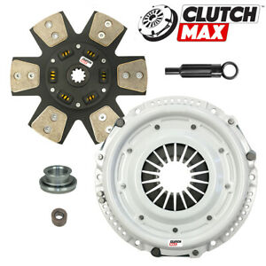 STAGE 3 HEAVY-DUTY CLUTCH KIT SET for BUICK CHEVY GM OLDSMOBILE PONTIAC 10.5""