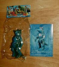 "2004 IWAKURA 3 1/2"" Tall BULLMARK MOGUERA Mini Vinyl Figure Godzilla"