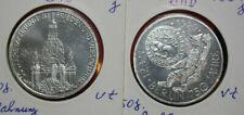 Deutschland: Lot 2 x 10 Mark 1987-J + 1995-J Silber,  #F3046, ST-BU