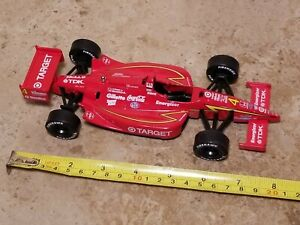 Alex Zanardi 1997 CART #4 Target Chip Ganaski Racing Red Racing Champions 1:24