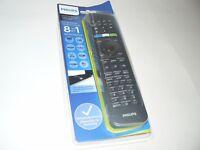 Philips SRP5018/27 8-In-1 Universal Remote Control Black  (open box)