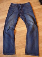 mens levi 514 jeans - size 36/33 great condition