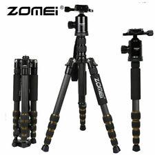 ZOMEI Z669C Professionnel Fibre de Carbone Trépied Monopod Kit Pour Caméras Sony