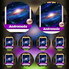 10x Andromeda ### Coin Master Cards (Fastest Delivery)