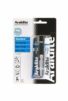 Araldite Standard - Colle adhésive très forte résistance - 2 tubes de 15 ml