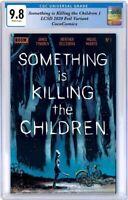 Something is Killing the Children #1 CGC 9.8  LCSD Foil Var PRE-ORDER 11/25/2020