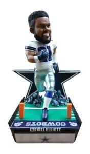 "Ezekiel Elliott Dallas Cowboys 12"" Special Edition Bobblehead NFL"