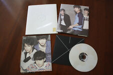 EXO Korea Press CD MAMA EXO-M Photocard & Poster