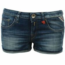 Cotton Blend Mini, Shorts for Women