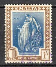 Malta - 1922 Definitive Melita - Mi. 91 VFU