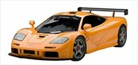 AUTOart 1/18 McLaren F1 LM Orange 76011 Tracking Diecast Car 674110760 1:18