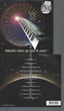 CD--BILLY EBELING--WRONG SIDE OF THE PLANET | IMPORT