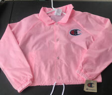 Champion Elite Womens Hot Pink Windbreaker Size Small New With Tags