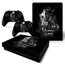 designfolie f r microsoft xbox one g nstig kaufen ebay. Black Bedroom Furniture Sets. Home Design Ideas