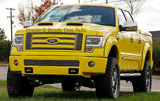 Ford F150 Ram Air Power Hood 811482 Tonka Style Fits 2009,10,11,12,13,2014