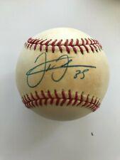 Frank Thomas Signed Rawlings Official MLB Baseball Big Hurt