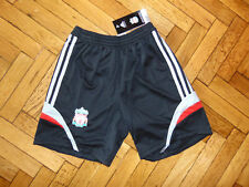 Liverpool Soccer Shorts Adidas Football Training Kids Formotion Boys NEW