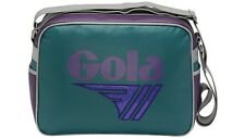 GOLA Redford Glitter spalla Messenger Bag-CUB 661 Dark Aqua/Viola/Grigio