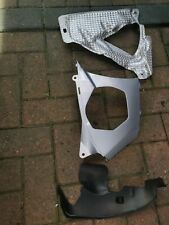 SUZUKI GSXR 1000 2007 2008 K7 K8:LOWER FAIRING LEFT BELLY PAN COWL COVER INFILL