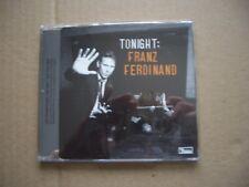 FRANZ FERDINAND - TONIGHT - PROMO CD ALBUM IN A JEWEL CASE