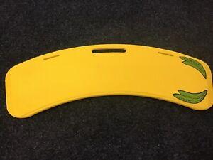 Samarit Curved Glideboard, Banana Board