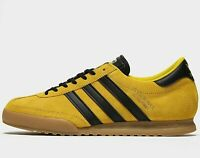 2020 Exclusive Adidas Originals Beckenbauer ® (Men All Sizes UK 6 - 11) Yellow