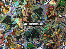 Lego Ninjago Serie 1 Trading Card Game aus allen 180 Sammelkarten aussuchen Neu