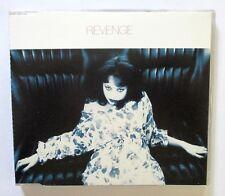 Revenge - 7 Reasons - 1989 UK CD - Factory Records - Facd247 - New Order