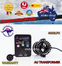 JEBAO RW-4 Waver Maker Aquarium Pump 500-4000LPH + Controller + AU Transformer