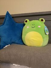 Wendy The Green Frog Squishmallow 12 Inch Nwt