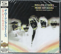 ROLLING STONES-MORE HOT ROCKS BIG HITS & FAZED COOKIES +3-JAPAN 2 SHM-CD G25