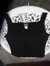 Klassische ärmellose taillenlange Damenblusen, - tops & -shirts aus Baumwolle