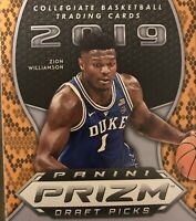 2019 Panini Prizm Basketball Draft Singles Complete Your Set Pick Card From List