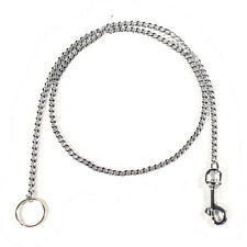 SKC1 80cm steel security chain with trigger hook clip