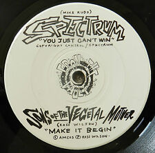 SONS OF THE VEGETAL MOTHER / SPECTRUM - MEGA RARE FREE GIVEAWAY PSYCH 45  VAULT