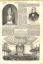 1852 George Alexander Hamilton Dublin University The Late Miss Berry