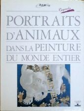 Beau livre - Portraits d'animaux dans la peinture du monde entier