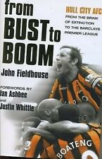 FROM BUST TO BOOM - HULL CITY A.F.C.
