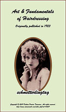 1923 Flapper Roaring 20s Hairstyle Book Hairstyles LONG HAIR STYLES How to DIY