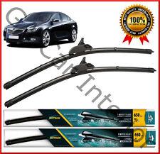 Vauxhall Insignia 2009 2010 2011 2012 2013 Front Pair Flat Aero Wiper Blades 14
