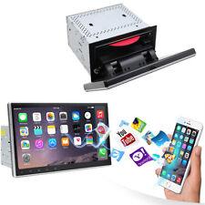 "2Din 10.1"" Android 7.1 Car Stereo Radio GPS Navi Head Unit Dash Mirror Link OBD"