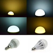 E27 B22 3W 5W 7W 9W Alta Potencia Bombilla SMD LED Blanco Cálido Lámparas De Colores huecos