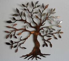 "Olive Tree --Tree of Life    20"" Metal Wall Art Decor"