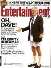 David Letterman Entertainment Weekly Oct 2009 Kristen Wiig Zombieland